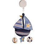 Bedtime Originals Sail Away Musical Mobile