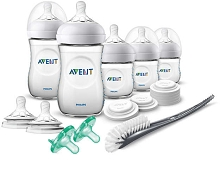 Avent Natural Bottle Infant Starter Gift Set