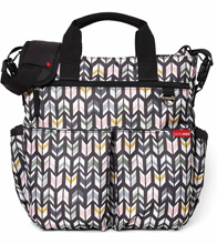 Skip Hop Duo Signature Diaper Bag Arrow