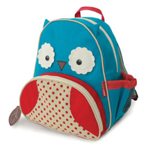 Skip Hop Zoo Pack Little Kid Backpack Owl