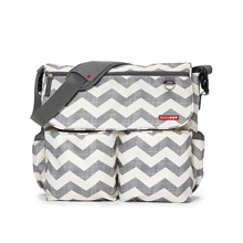 Skip hop Dash Signature Diaper Bag Chevron