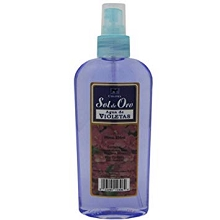 Sol de Oro Violet Water Cologne 8oz