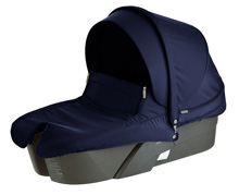 Stokke® Xplory® Carry Cot, Deep Blue