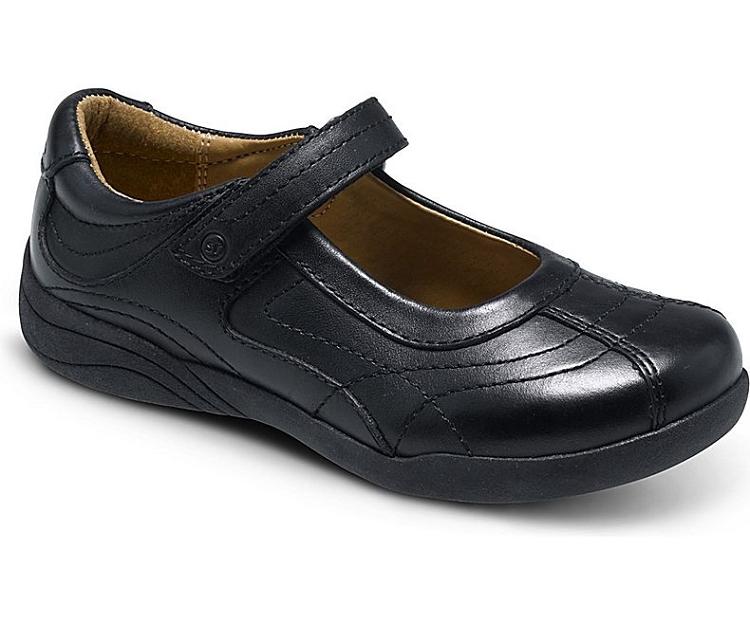 Stride Rite Black Dress Shoes