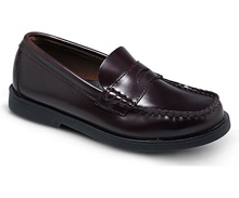 Sperry Top-sider Colton Loafer, Burgundy - Little Kids