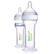 Born Free® Breeze™ 2oz Newborn Bottle 2 Pack