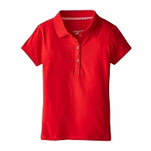 U.S Polo 50% Off School Uniform Girl, Red