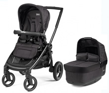 Peg Perego Book Team Stroller Onyx-Black