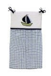 Crown Craft-Nautica Kids Zachary Diaper Stacker