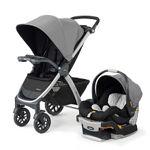 Chicco Bravo Trio Travel System Camden