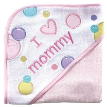Hudson Baby Hooded Towel