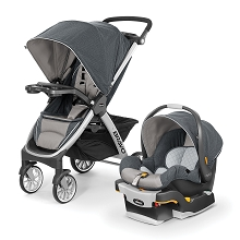 Chicco Bravo Trio Travel System Nottingham