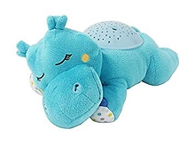 Summer Infant Slumber Buddies Soother, Dozing Hippo