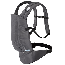 Evenflo Natural Fit Soft Carrier, Boulder