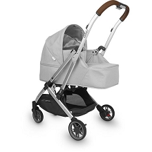 Uppababy MINU From Birth Kit Devin (Light Grey Mélange)