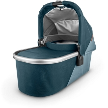 Uppababy Bassinet Finn (Deep Sea/Silver)