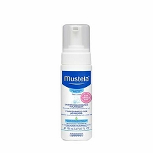 Mustela Foam Shampoo For Newborn 5 Ounce