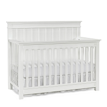 Dolce Babi Bocca Full Panel Convertible Crib Bright White