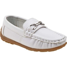Josmo Dress Shoes Loafer White