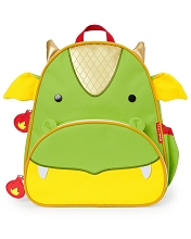 Skip Hop Zoo Pack Little Kid Backpack Dragon