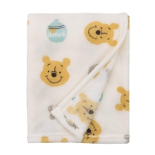 Nojo Disney Pooh Printed French Fiber Blanket