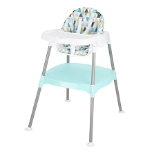Evenflo  4-in-1 Eat & Grow™ Convertible High Chair Prism