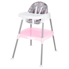 Evenflo  4-in-1 Eat & Grow™ Convertible High Chair Poppy