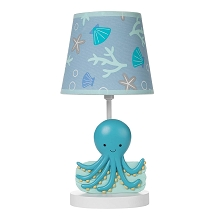 Bedtime Original Whales Tale Lamp with Shade