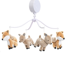 Bedtime Originals Deer Park Musical Mobile