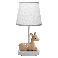 Bedtime Originals Deer Park Lamp with Shade