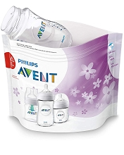 Avent Microwave Sterilizer Bag 12-Pack