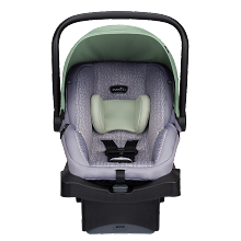 Evenflo LiteMax Infant Car Seat Bamboo Leaf