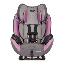 Evenflo EveryStage LX All-in-One Car Seat Mira