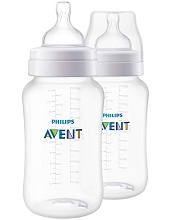 Avent Anti-Colic Bottle 11oz,  2-Pack