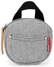 Skip hop Pacifier Pocket Grey Melange