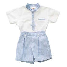 Karela Kids Boy Short Set 2-Pieces