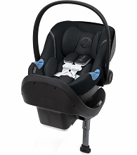 Cybex Infant Car Seat  Aton M SensorSafe-Lavastone Black
