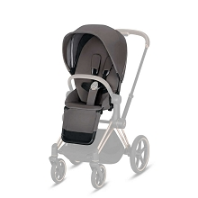Cybex Priam 3 Seat Pack - Manhattan Grey