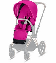 Cybex Priam 3 Seat Pack- Fancy Pink