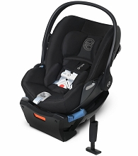Columbus Trading Cybex Infant Car Seat Cloud Q SensorSafe-Stardust Black