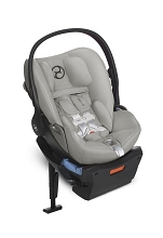 Cybex Infant Car Seat Cloud Q SensorSafe-Manhattan Grey