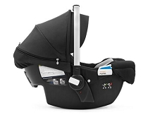 Stokke® PIPA™ by Nuna® Black Car Seat