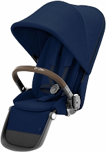 Cybex Gazelle Second Seat Navy Blue