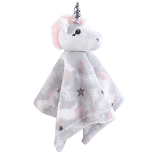 Hudson Baby Whimsical Unicorn Security Blanket