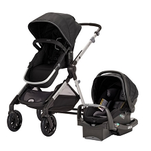 Evenflo Pivot Xpand™ Modular Travel System Stallion