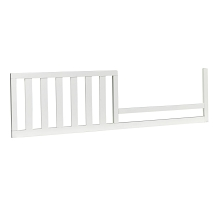 Dolce Babi Alessia Convertible Guard Rail Bright White
