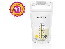 Medela Breast Milk Storage Bags 25 Count
