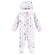 Baby Vision Preemie Sleep and Play Feather