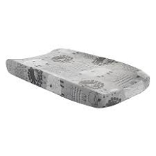 Lambs & Ivy Little Sheep Changing Pad Cover