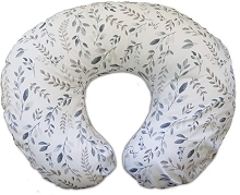 Original Feeding & Infant Support Pillow Gray Taupe Leave